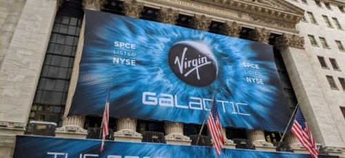 Virgin Galactic-Aktie nachbörslich unter Druck: Virgin Galactic erneut mit tiefroten Zahlen