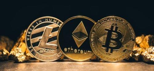 Bitcoin, Ethereum, Litecoin Co. am Freitag
