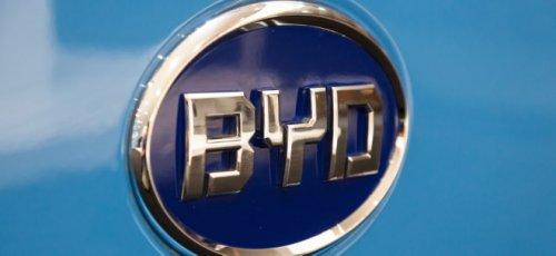 Ausblick: BYD legt die Bilanz zum abgelaufenen Quartal vor