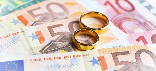 Wie viel kostet eine Scheidung?
