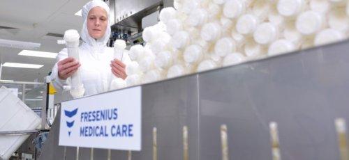 Fresenius Medical Care-Aktie von zwei Analystenabstufungen belastet - auch Fresenius-Aktie tiefer