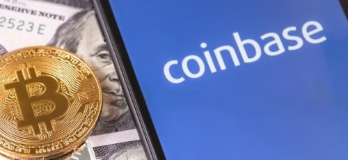 Coinbase verdient glänzend - Handel mit Dogecoin kommt - Aktie dreht ins Minus