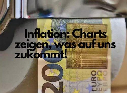 Inflation: Charts zeigen, was auf uns zukommt! Marktgeflüster (Video)