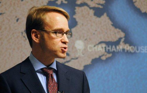 Jens Weidmann tritt als Chef der Bundesbank zurück - paßt nicht zu Scholz-Regierung