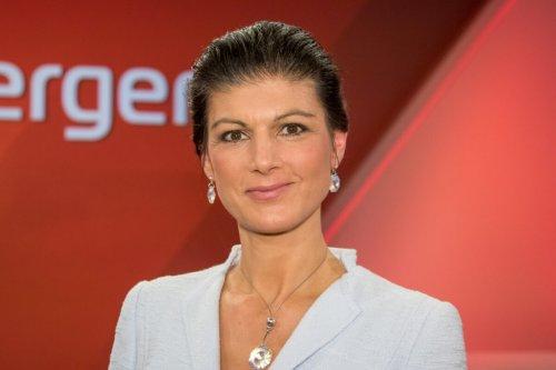 """Inflation: Sahra Wagenknecht über die """"permanente Enteignung"""""""