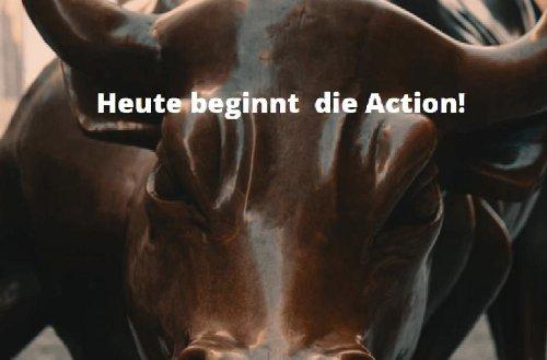 Wall Street: Heute beginnt die Action! Videoausblick