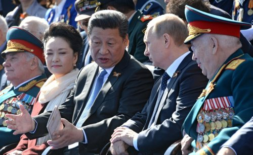 Xi Jinping und die Geschäftspraktiken der rote Elite