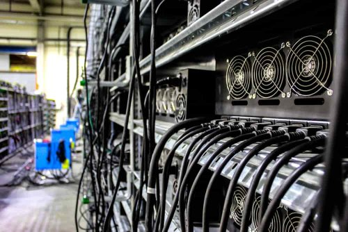 Bitcoin mining consumes 8x more electricity than Google and Facebook combined