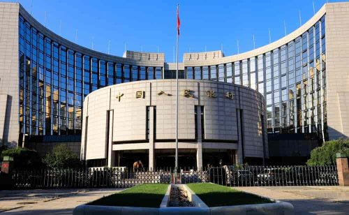 China's central bank says it will keep regulatory pressure on cryptocurrencies