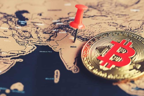 Just in: India reportedly planning to classify bitcoin as an asset class