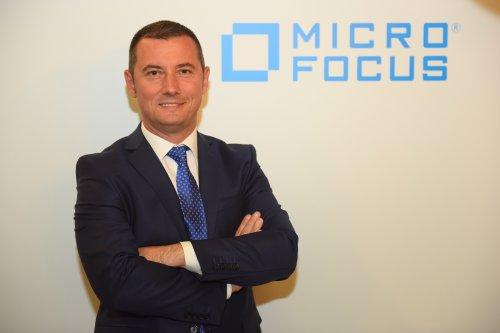 Micro Focus Bölge Satış Müdürü Cumhur Keleş Röportajı - Fintechfit