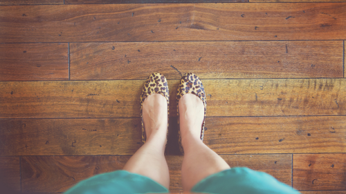 Does Wearing Shoes in Your House Actually Track Dirt and Germs Inside?