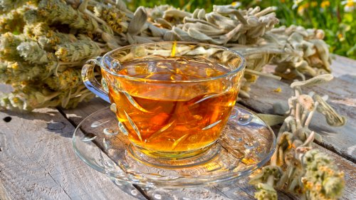 Sipping This Herbal Tea Can Help Lower Blood Pressure, Balance Gut Health, and Ward Off Dementia