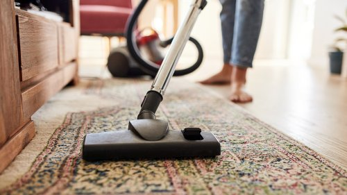 Sprinkling This Kitchen Staple Before Vacuuming Will Get Rid of Sneaky Dust Mites