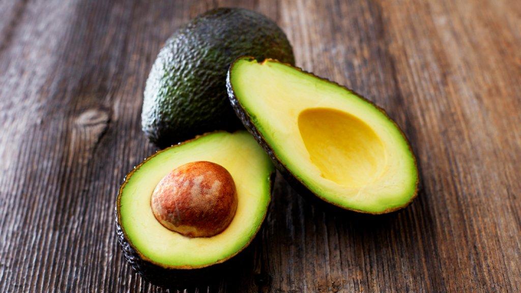 #1 Recipes Fruits & Nuts, Avocado - cover
