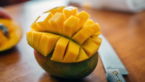 This Hack for Peeling Mangoes Makes It So Much Quicker and Easier
