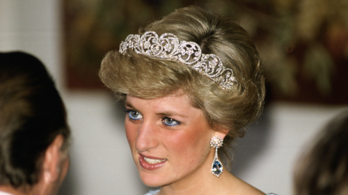 Charlotte Is Set to Inherit This Coveted Princess Diana Heirloom