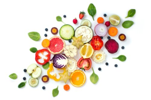 Ways to Get in Your '5 a Day' Intake of Fruits and Vegetables