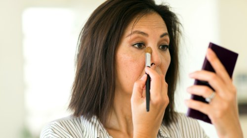 This Concealer Trick for Mature Skin Covers Dark Circles Without Highlighting Fine Lines
