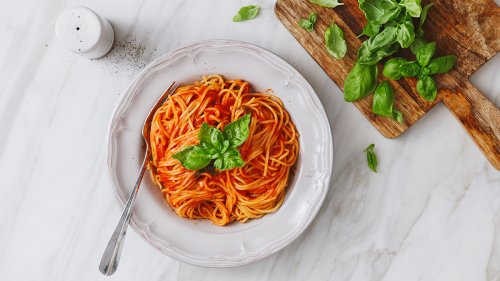 Adding This Fridge Staple to Sauces Will Make Your Pasta Dishes Taste So Much Better
