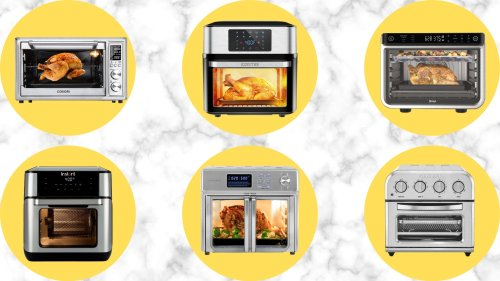 13 Best Air Fryer Toaster Ovens of 2021 to Cook Pretty Much Anything