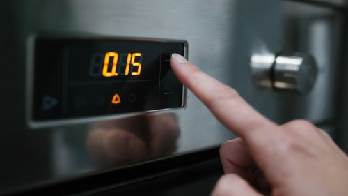 This Speedy Trick Will Get Your Oven Preheated In Half the Time