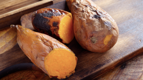 Sweet Potato Popsicles Are a Healthy and Delicious Summer Treat — And They're So Easy to Make