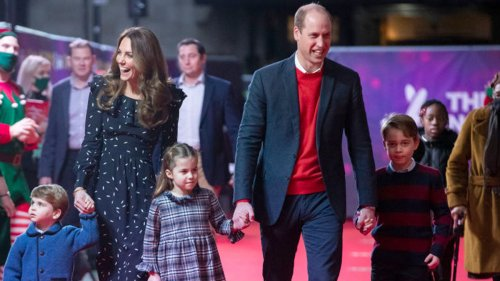 Prince William, Kate Middleton, and Their 3 Kids Casually Have Lunch at a Local Pub