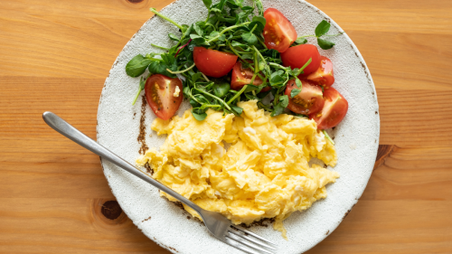 Avoid Bland Scrambled Eggs With This Flavor-Boosting Ingredient