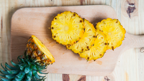 Keep Pineapple Fresher and Juicier for Longer With This Easy Hack