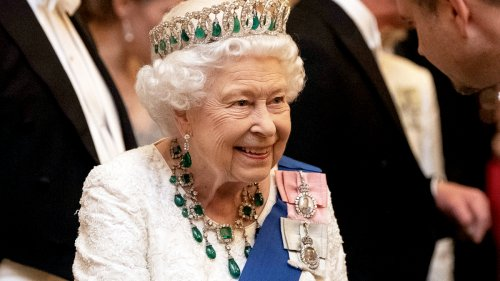 This Surprising Cleaning Trick Gets Queen Elizabeth's Royal Jewels Extra Sparkly