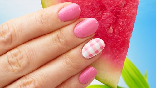 2 Colorful Summer Nail Designs That You Can Do at Home