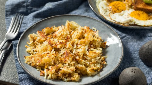 Make Extra Crispy Hash Browns in Less Than 10 Minutes Using This Kitchen Staple