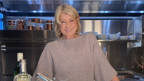 Martha Stewart Swears By This $18 Collagen-Infused Mask to Nix Fine Lines and Wrinkles