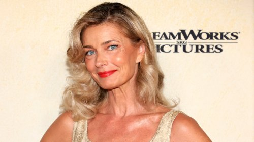 Paulina Porizkova's No-Makeup, Crying Selfie Inspired a Young Woman to Be More Vulnerable