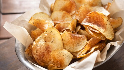 This Trick Will Make Air Fryer Potato Chips So Crispy and Delicious You'll Never Go Back to Store-Bought