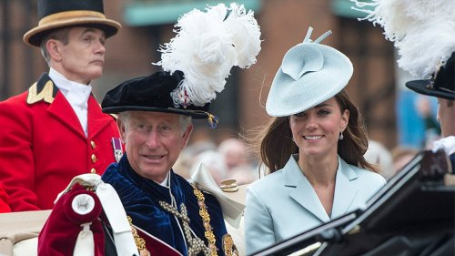 Kate Middleton Was Recently Overheard Calling Prince Charles a Very Sweet Nickname