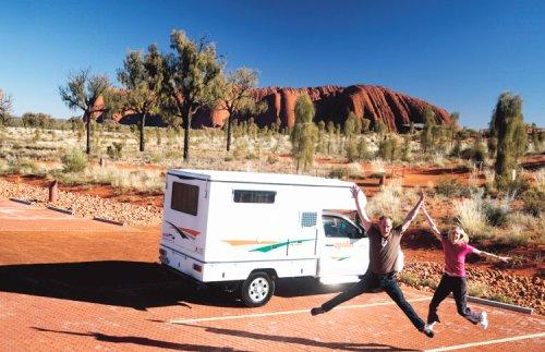 Campervan Driving in Australia for Travellers