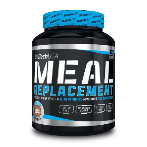 MEAL REPLACEMENTS - cover