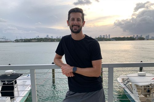 This Fitbit User Followed His Heart to a Healthier Lifestyle—Find Out How - Fitbit Blog