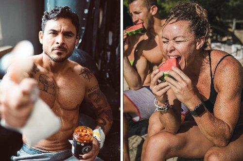 Ernährung der Fitness-Coaches Alex Hipwell und Shagel Butt- FITBOOK