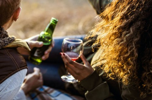 Ist Rotwein gesünder als Bier?