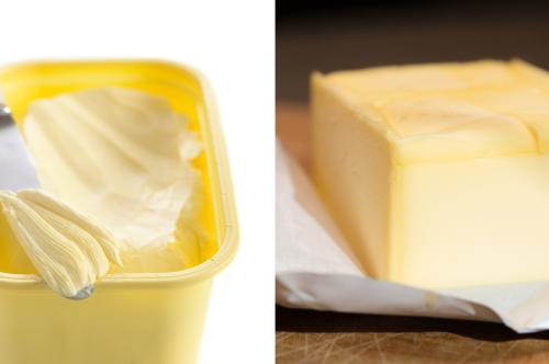 Butter oder Margarine – was ist gesünder?