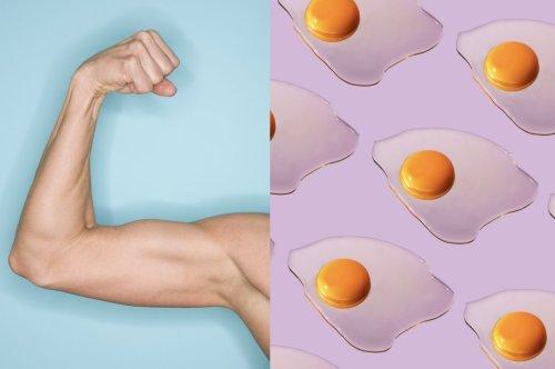 Wann sollte man für den Muskelaufbau Proteine zuführen – morgens oder abends?