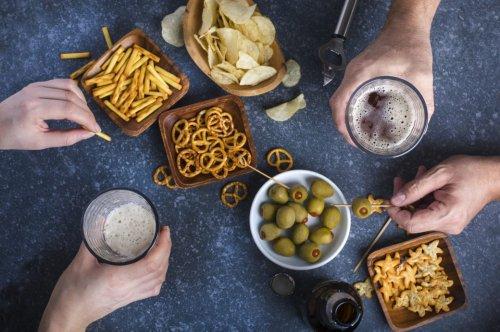 Warum kann man nicht mit dem Snacken aufhören? Studie findet mögliche Ursache