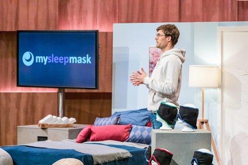 """""""Mysleepmask"""" bei DHDL: Schlafmaske soll bei Migräne helfen - FITBOOK"""