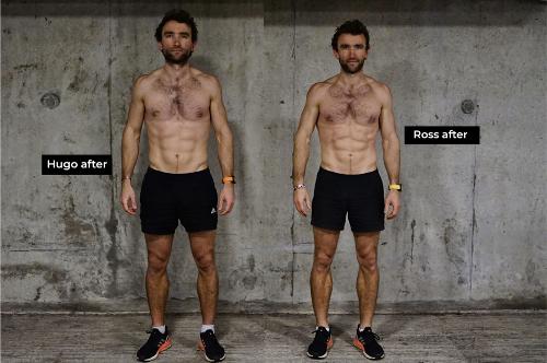 Krafttraining mit Gewichten vs. Bodyweight – das Zwillings-Experiment