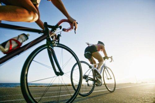 Schneller Rad fahren: Welche Muskeln man trainieren sollte