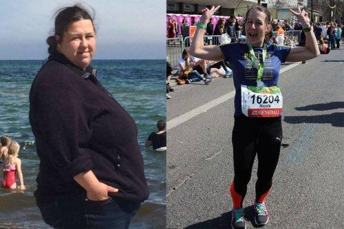 Ausgangsgewicht 128 Kilo – so hat sich Nicole halbiert - FIT FOR FUN
