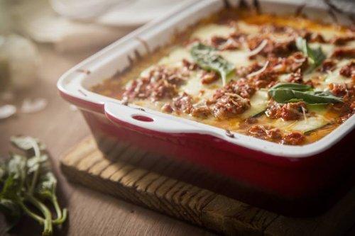 Fernsehkoch Jamie Oliver verrät sein Rezept für eine perfekte Lasagne - FIT FOR FUN